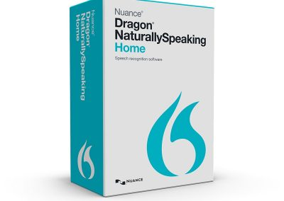 Dragon Home Edition Speech Recognition Software