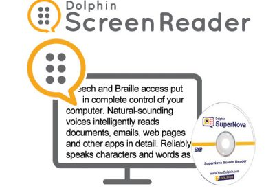 Dolphin Screen Reader