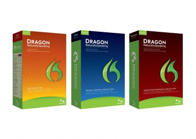 Product Image of Dragon Speech Recognition Software