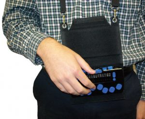 Product Image of Focus Blue 40 Ultra-Portable Braille Display