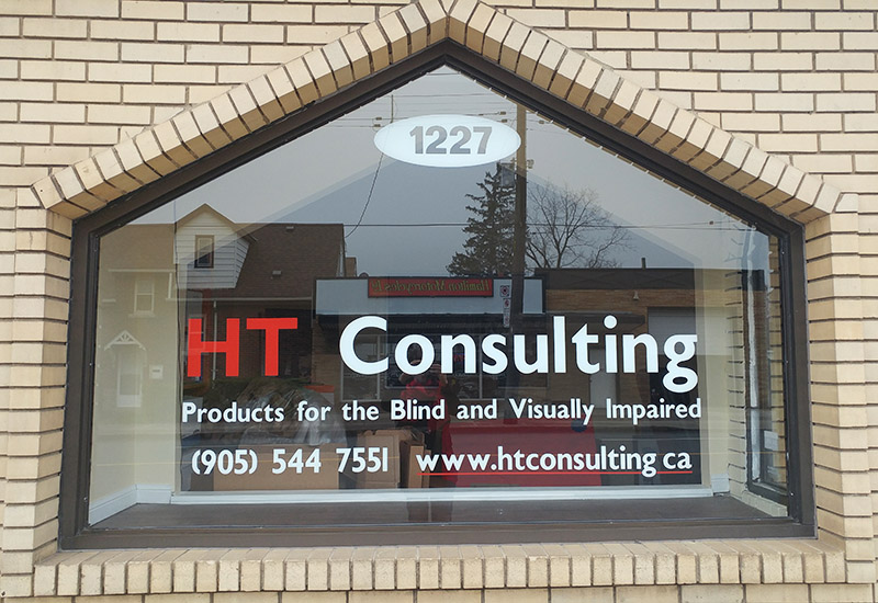 HT Consulting's storefront