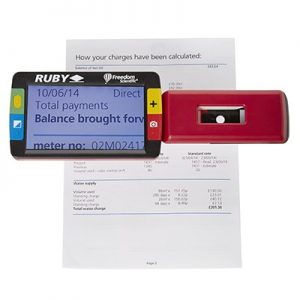 Product Image of RUBY Handheld Video Magnifiers