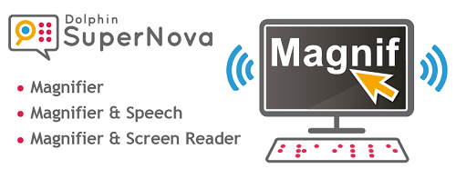 Product Image of SuperNova Screen Reader, now known as Dolphin Screen Reader